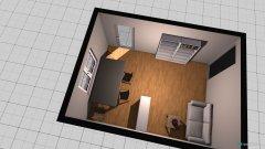 Raumgestaltung Wohnzimmer Luleric in der Kategorie Wohnzimmer