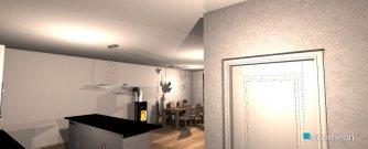 Raumgestaltung Wohnzimmer M in der Kategorie Wohnzimmer
