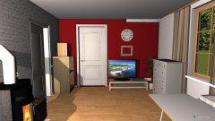 Raumgestaltung Wohnzimmer Mama in der Kategorie Wohnzimmer
