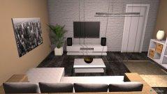 Raumgestaltung wohnzimmer marcel in der Kategorie Wohnzimmer