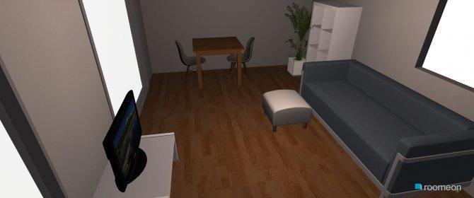Raumgestaltung Wohnzimmer Mario in der Kategorie Wohnzimmer