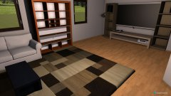 Raumgestaltung Wohnzimmer Meine Vorstellung in der Kategorie Wohnzimmer