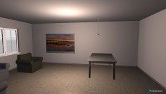 Raumgestaltung Wohnzimmer Mia in der Kategorie Wohnzimmer