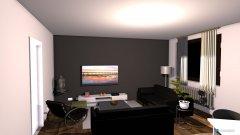 Raumgestaltung Wohnzimmer mit hammerbild in der Kategorie Wohnzimmer