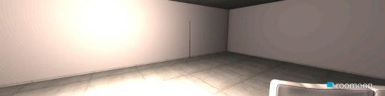 Raumgestaltung Wohnzimmer Modern Amerikanisch  in der Kategorie Wohnzimmer