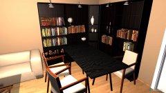 Raumgestaltung Wohnzimmer Möglichkeit 2 in der Kategorie Wohnzimmer