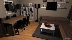 Raumgestaltung Wohnzimmer Mussinanstraße in der Kategorie Wohnzimmer