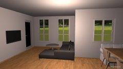 Raumgestaltung Wohnzimmer nach Umstellung 2014 in der Kategorie Wohnzimmer