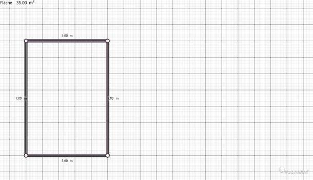 Raumgestaltung Wohnzimmer nachher in der Kategorie Wohnzimmer