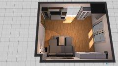 Raumgestaltung Wohnzimmer ND 2 in der Kategorie Wohnzimmer