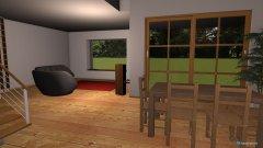 Raumgestaltung Wohnzimmer neu höher in der Kategorie Wohnzimmer