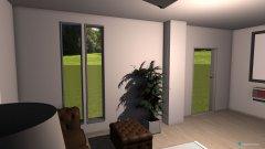 Raumgestaltung Wohnzimmer Nices & Ronja Nr. 2 in der Kategorie Wohnzimmer