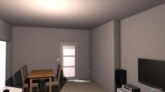 Raumgestaltung Wohnzimmer Nienhof in der Kategorie Wohnzimmer