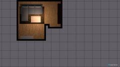 Raumgestaltung Wohnzimmer ohne schr in der Kategorie Wohnzimmer