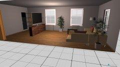 Raumgestaltung wohnzimmer ohne tur in der Kategorie Wohnzimmer