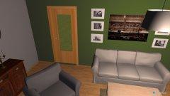 Raumgestaltung Wohnzimmer oma in der Kategorie Wohnzimmer