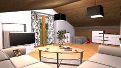 Raumgestaltung Wohnzimmer Original babyglück in der Kategorie Wohnzimmer