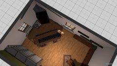 Raumgestaltung wohnzimmer original in der Kategorie Wohnzimmer