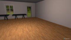 Raumgestaltung Wohnzimmer Penzberg in der Kategorie Wohnzimmer