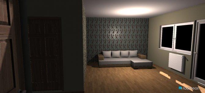 Raumgestaltung Wohnzimmer Pieperstr Nordhorn in der Kategorie Wohnzimmer