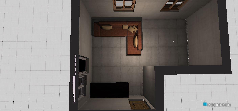 Raumplanung wohnzimmer planen roomeon community for Wohnzimmer planen