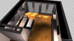 Raumgestaltung Wohnzimmer Planung in der Kategorie Wohnzimmer