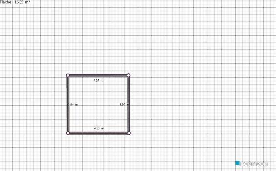 Raumgestaltung Wohnzimmer Ried6 in der Kategorie Wohnzimmer