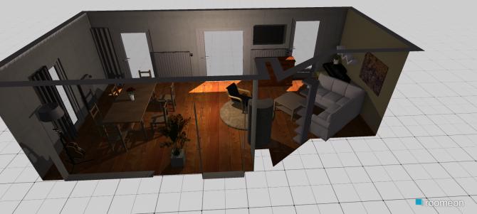 Raumplanung wohnzimmer riesencouch klavier kommode mitte for Raumgestaltung 3d planer