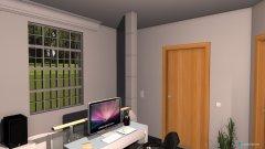 Raumgestaltung wohnzimmer rosenberg in der Kategorie Wohnzimmer
