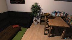 Raumgestaltung Wohnzimmer - S-Freiberg in der Kategorie Wohnzimmer