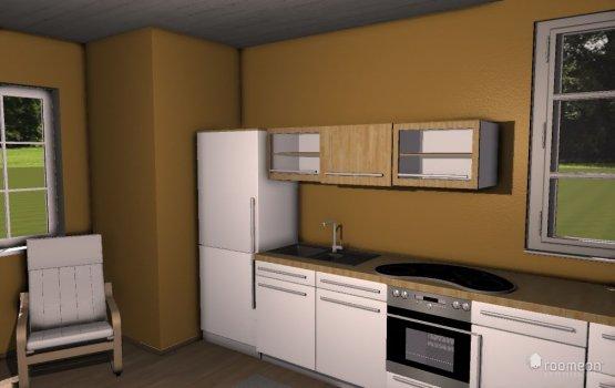 Raumgestaltung Wohnzimmer (Sarah) in der Kategorie Wohnzimmer