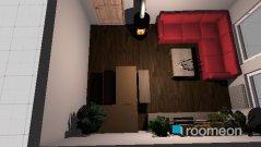 Raumgestaltung Wohnzimmer Schloßstr 3 in der Kategorie Wohnzimmer