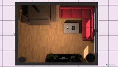 Raumgestaltung Wohnzimmer Schloßstr in der Kategorie Wohnzimmer