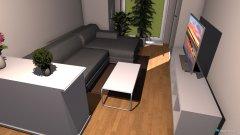 Raumgestaltung Wohnzimmer schützi in der Kategorie Wohnzimmer