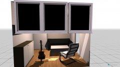 Raumgestaltung wohnzimmer Sebi in der Kategorie Wohnzimmer