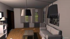 Raumgestaltung Wohnzimmer Sigmaringen in der Kategorie Wohnzimmer