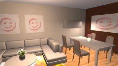 Raumgestaltung Wohnzimmer-Smiley in der Kategorie Wohnzimmer