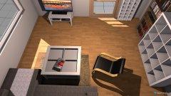 Raumgestaltung Wohnzimmer Sperberweg in der Kategorie Wohnzimmer