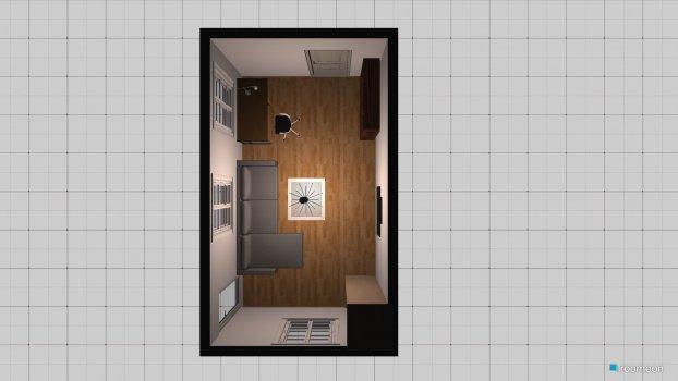 Raumgestaltung Wohnzimmer Studium in der Kategorie Wohnzimmer