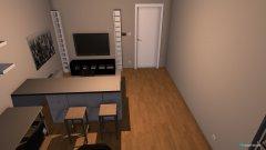 Raumgestaltung Wohnzimmer sweet in der Kategorie Wohnzimmer