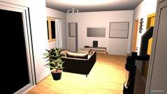 Raumgestaltung Wohnzimmer Test 2 in der Kategorie Wohnzimmer