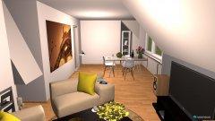 Raumgestaltung Wohnzimmer Trautmannstraße in der Kategorie Wohnzimmer