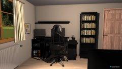 Raumgestaltung Wohnzimmer V3 in der Kategorie Wohnzimmer