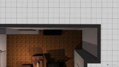 Raumgestaltung Wohnzimmer V4 in der Kategorie Wohnzimmer