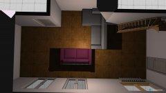 Raumgestaltung Wohnzimmer Variante 2 in der Kategorie Wohnzimmer