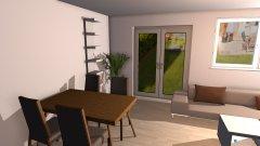 Raumgestaltung Wohnzimmer Variante 4 in der Kategorie Wohnzimmer