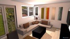 Raumgestaltung Wohnzimmer Variante 5 My Ell Möbel in der Kategorie Wohnzimmer