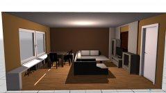 Raumgestaltung Wohnzimmer version 3 in der Kategorie Wohnzimmer