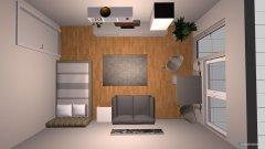 Raumgestaltung Wohnzimmer Version3 in der Kategorie Wohnzimmer