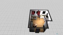 Raumgestaltung WOHNZIMMER VOLKERTSTRAßE 19 in der Kategorie Wohnzimmer